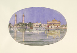 'Golden Temple.  Umritzer'